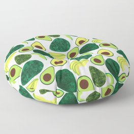 Avocados Floor Pillow