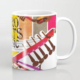 Afro Beats Music Coffee Mug
