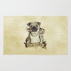 Pug Life Rug