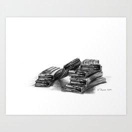 Two Hundred Ten Art Print