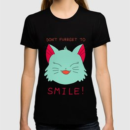 smile.cat (original catmint flavour) T-shirt