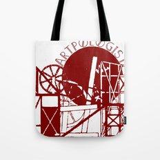 Artpologist Constructivist Logo Tote Bag