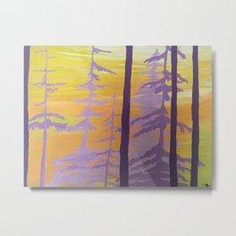 Majestic trees Metal Print