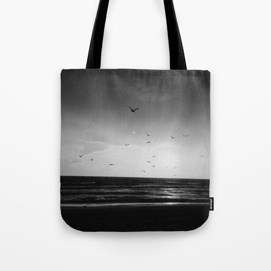 Gone With the Sun Tote Bag