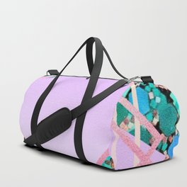 Glam and glitter Duffle Bag