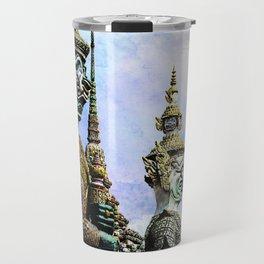 Bangkok palace I Travel Mug