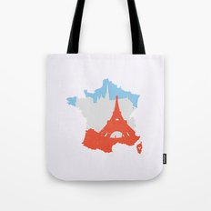 Paris - France Tote Bag