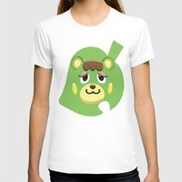 animal crossing T-shirts featuring Animal Crossing Charlise by ZiggyPasta