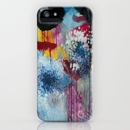 Jellyfishes at the disco iPhone Case