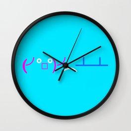 (╯°□°)╯︵ ┻━┻ Table Flip! Wall Clock