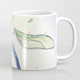 #1 Departed Series Coffee Mug