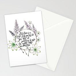 Miss Rumphius Stationery Cards