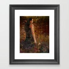 Slings and Arrows Framed Art Print