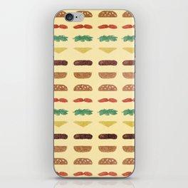 Build a Burger iPhone Skin