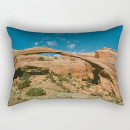 Landscape Arch - Arches National Park Rectangular Pillow