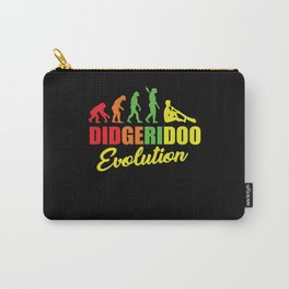 Didgeridoo Evolution Gift Carry-All Pouch