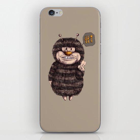 beeboy iPhone & iPod Skin