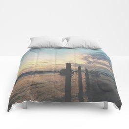 Destin Harbor Comforters