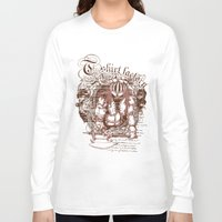 medieval Long Sleeve T-shirts featuring Medieval warrior by Tshirt-Factory