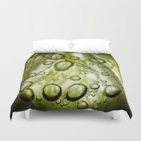 lime Duvet Covers featuring Lime by Ryan Zimmermann