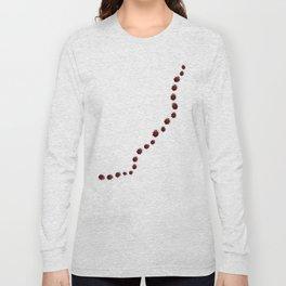 Ladybug Art Long Sleeve T-shirt