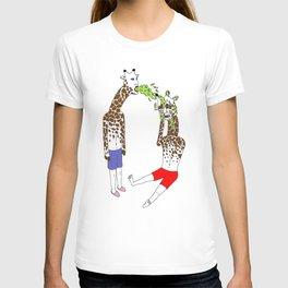 giraffe boyz T-shirt