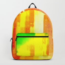 Rasta angle Backpack