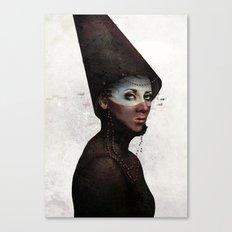 Priest Canvas Print