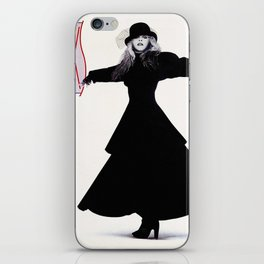stevie nicks - rock a little cover - iPhone Skin