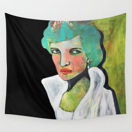 Happily ever after (Diana) Wall Tapestry