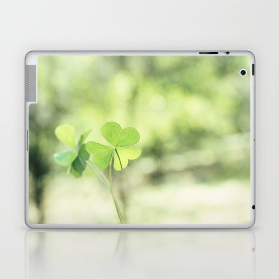 Finding Love in Nature Laptop & iPad Skin