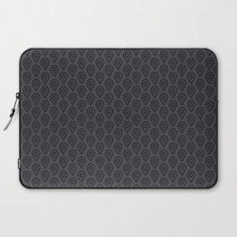 Gray Here Laptop Sleeve