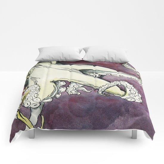 The Octopus -  Comforters