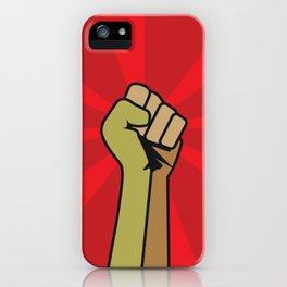 Resist iPhone Case