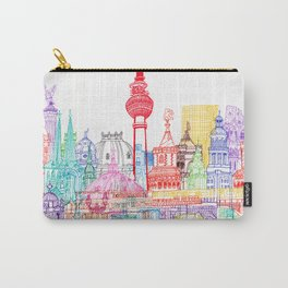 Berlin Towers Carry-All Pouch