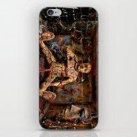 psychology iPhone & iPod Skins featuring Fremdartige Bestimmung ! by teddynash