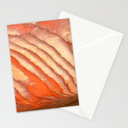 Colorful sandstone in Petra, Jordan (Picture 3) Stationery Cards
