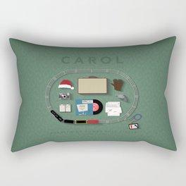 Carol (2015) - Everything Comes Full Circle Rectangular Pillow