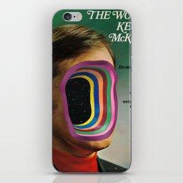 The World Of Kenneth McKellar Vol2 iPhone Skin