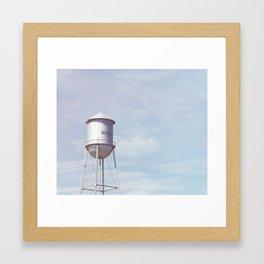 Marfa Framed Art Print