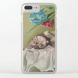 Maow Clear iPhone Case