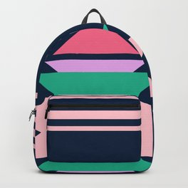 Minimal native decor Backpack