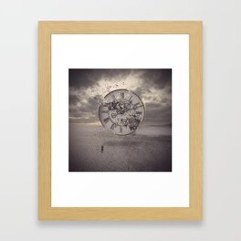 Hustleblood Framed Art Print