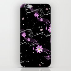 Retro Daisies iPhone & iPod Skin