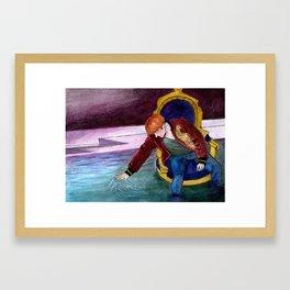 J Hope Framed Art Print
