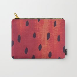 Freshly Picked Strawberry Carry-All Pouch
