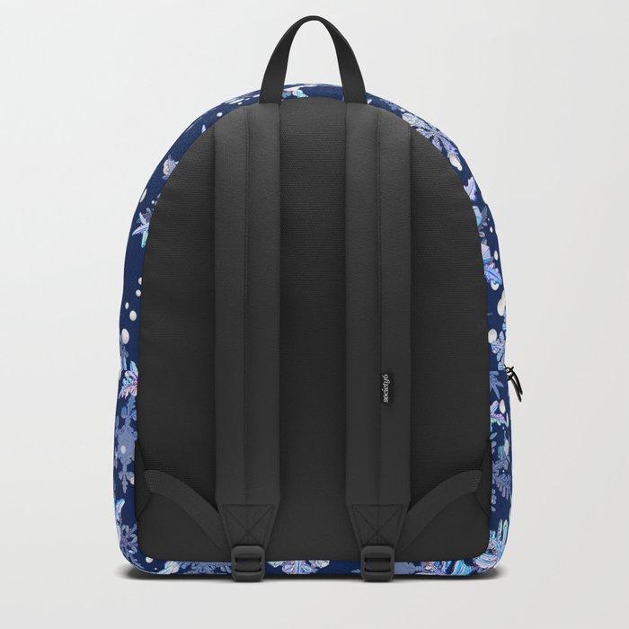 Snowflakes #3 Backpack