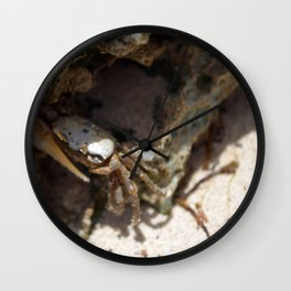 Crab No.2 Wall Clock