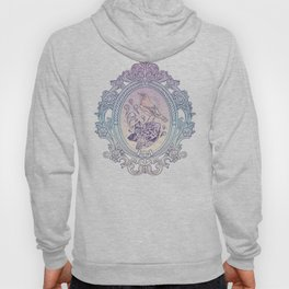 Bird and Stone Vintage framed Hoody