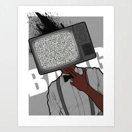 Hubris Art Print